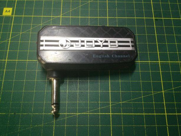 Карманный усилитель для электрогитары под наушники JOYO JA-0
