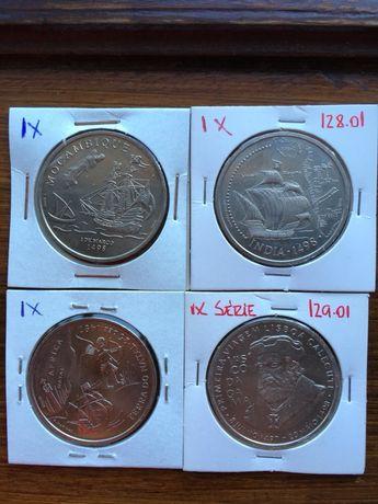 Moedas 200 escudos serie IX
