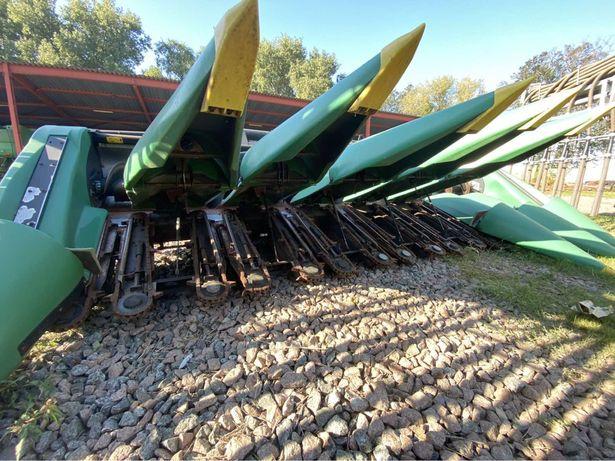 Жатка кукурузная кукурудзяна  майстар МС