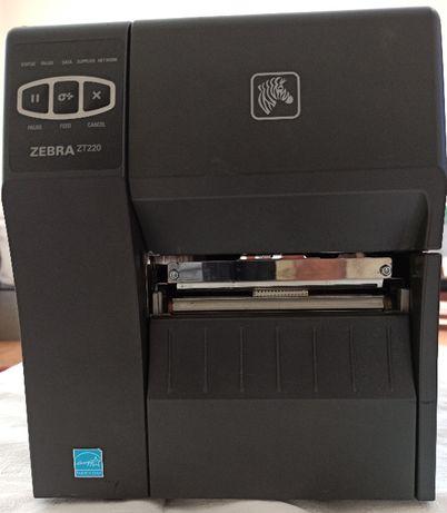 Z16 - impressora zebra Zt220