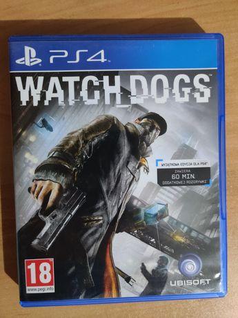 Gra Watchdogs PS4