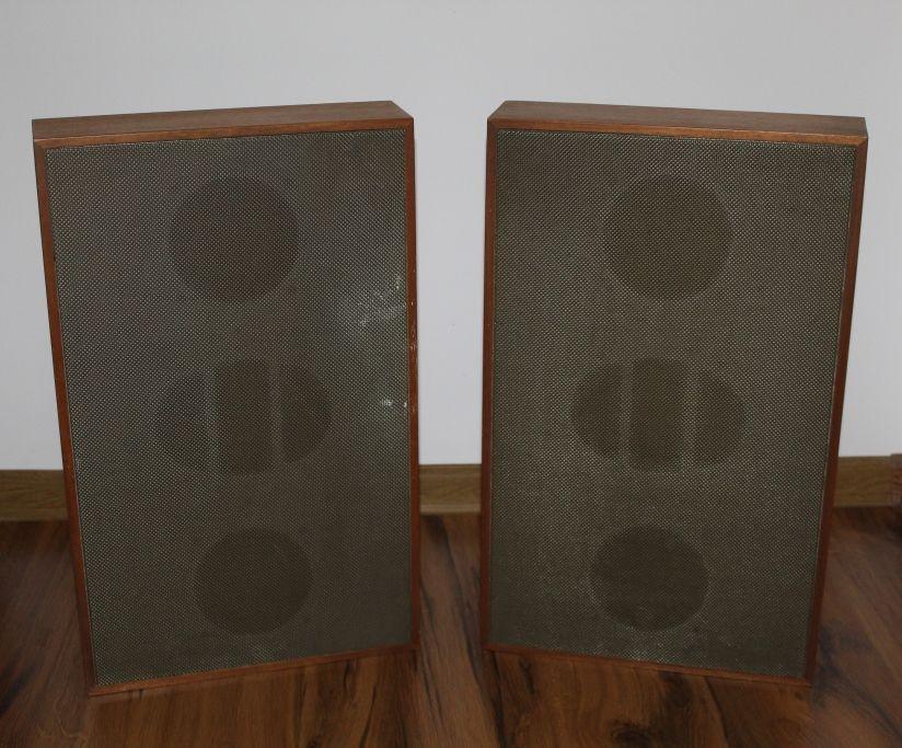 UNIVERSUM 007 497 BOX Kolumny głośniki audiofilskie vintage Wysyłka