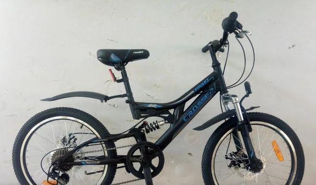 """Велосипедгорный Crosser Smart-1 20"""""""