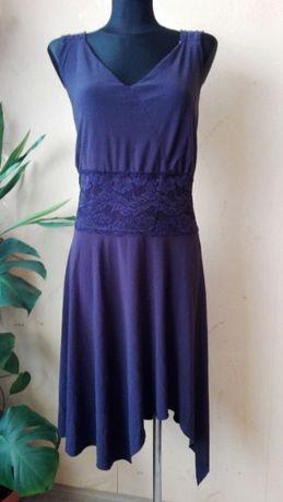 asymetryczna sukienka 52