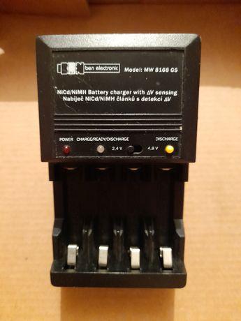 Ładowarka do akumulatorków AA i AAA