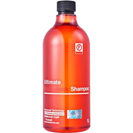 Fireball Ultimate Hydrophobic Shampoo szampon 1000ml
