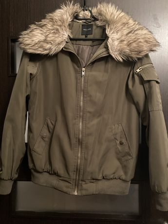 Krótka kurtka, bomberka New Look r.36 wiosna/ jesień