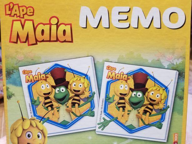Gra pamięciowa Memo Pszczółka Maja