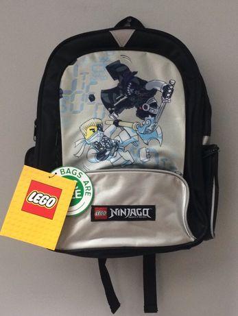 NOWY Tornister LEGO Ninjago oryginalny plecak szkolny PCV FREE