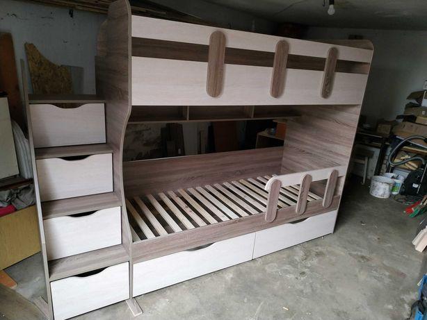Двоярусне ліжко дитяче