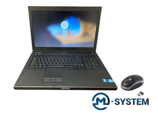 Dell Precision M6700 17 HD+ i7 8GB 240SSD AMD FirePro M6000 DVDRW W10