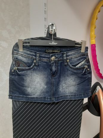Продам б/у юбку Dolce Gabbana