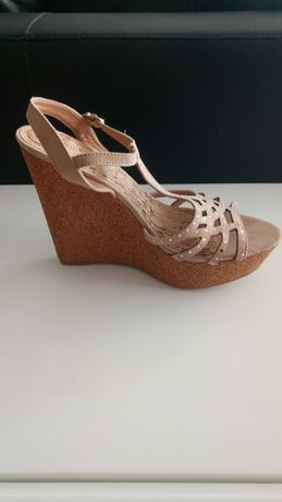 Sandálias para Senhora Beauty Girls tamanho 40