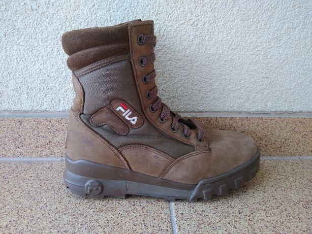 Buty trekkingowe zimowe Fila 39 2/3 jak 37,5