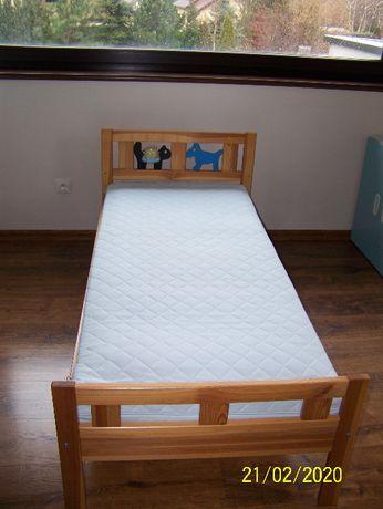 Łóżeczko 70x160 z materacem