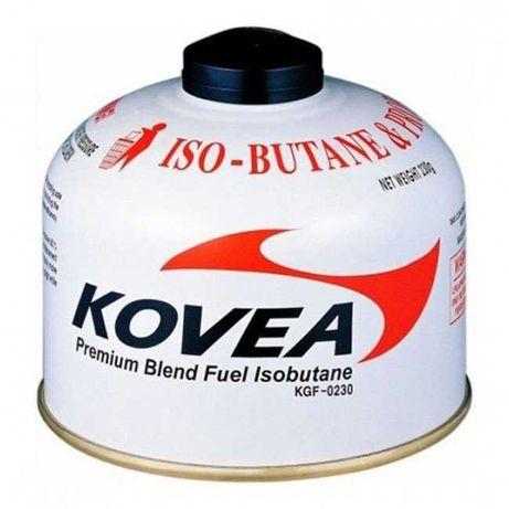 Баллон газовый Kovea KGF-0230 с резьбовым соединением (230г)