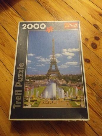 Puzzle 2000 sztuk
