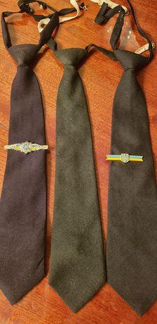 Продам галстуки милицейские