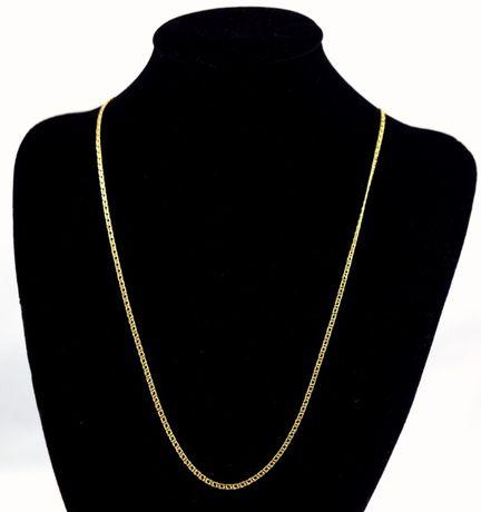 Nietuzinkowy złoty łańcuszek 585 2,78G