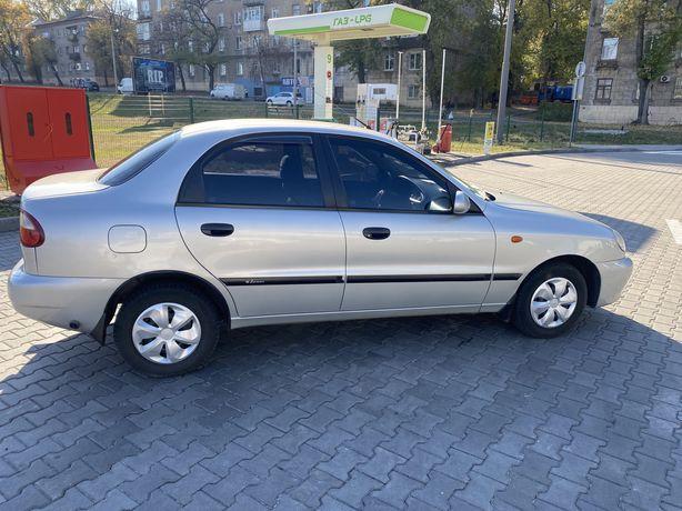 Daewoo Lanos SE 1.5 газ/бензин/не крашен