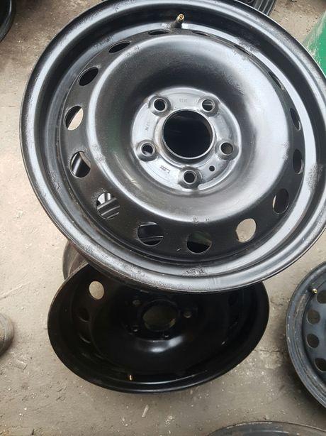 Felgi Stalowe Hyundai-Kia R15 5x114.3 ET48 6J