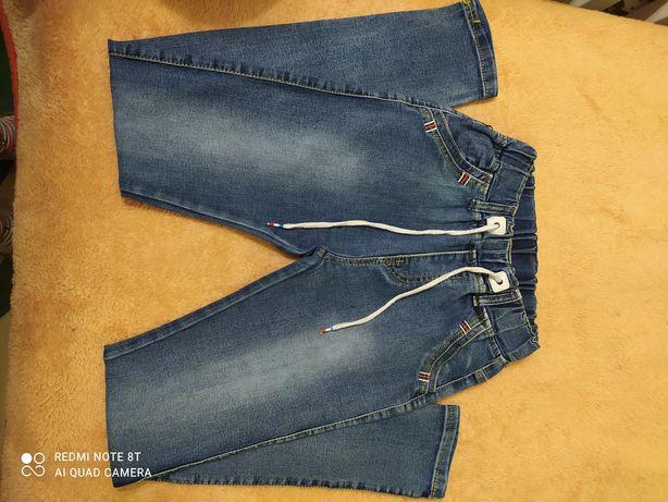 Джинсові штани в гарному стані
