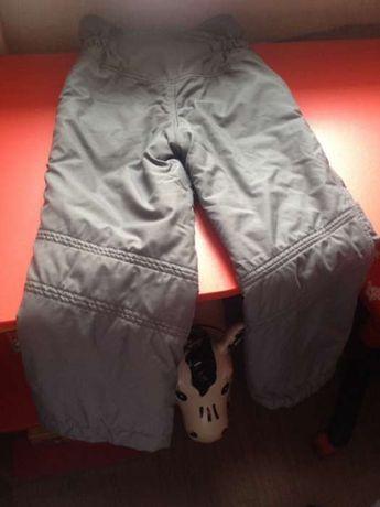 Комбез теплие штани