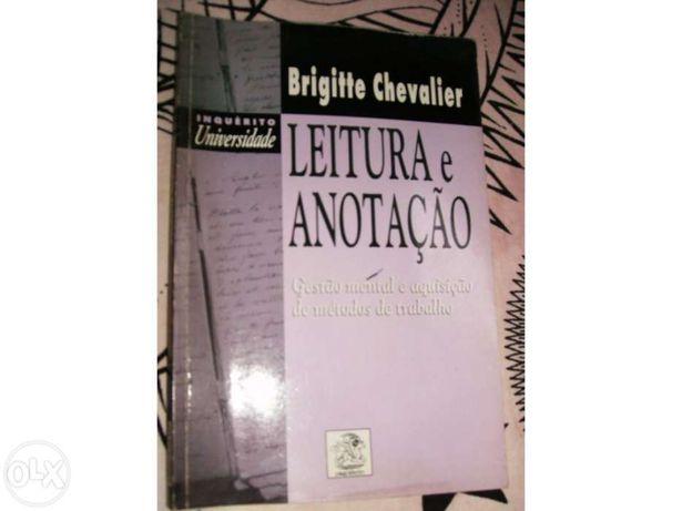 Leitura e Anotação - Brigitte Chevalier