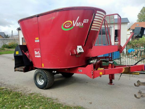 Wóz paszowy BVL 10m