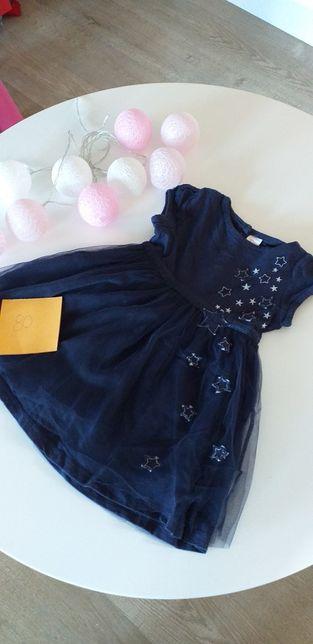 Sukienka c&A święta tiul