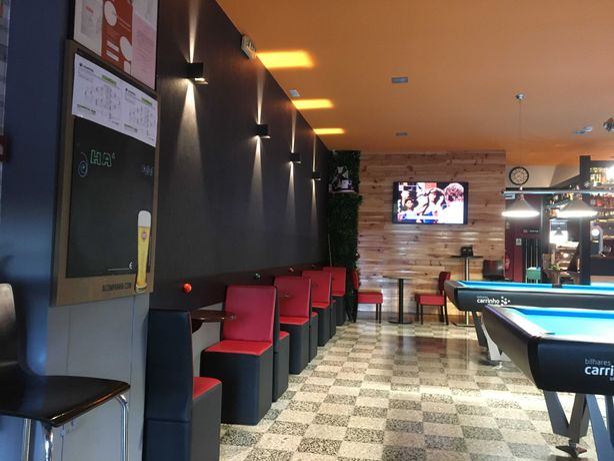 bar  clube de snooker