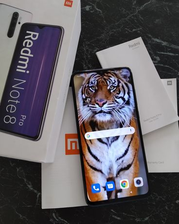 Xiaomi Redmi Note 8 PRO 6/64 GB. NFC. ORIGINAL