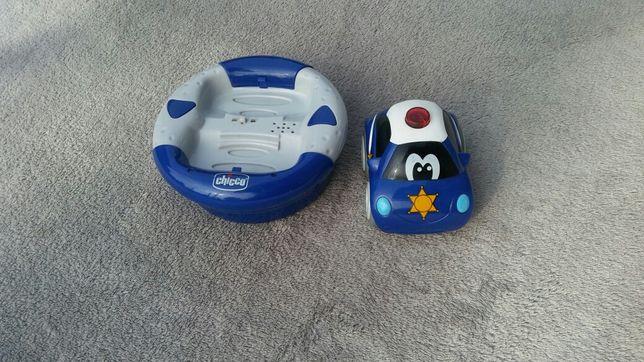 Полицейская машина на пульте управления chicco