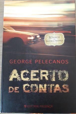 """Livro """"Acerto de Contas"""""""