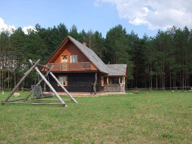 Domek do wynajęcia Augustów; Sztabin,Kopiec