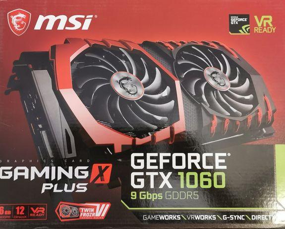 Placa Gráfica MSI GeForce GTX 1060