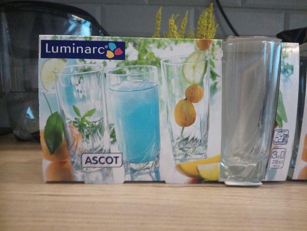 Luminarc szklanki