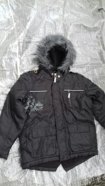 Куртка зимняя  парка 10 лет George  Евросток