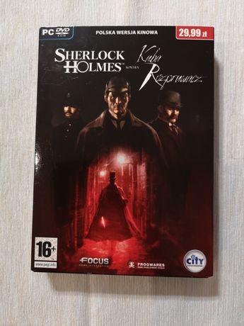 Sherlock Holmes kontra Kuba Rozpruwacz gra PC