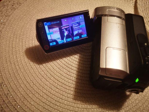 Kamera Sony DCR-SR35 Tanio statyw super stan DOTYKOWA OBROTOWA