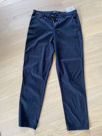 Spodnie chinosy Zara 38