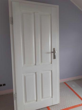 Drzwi Drewniane stan bdb