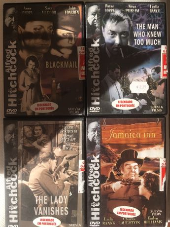 Alfred Hitchcock Dvd