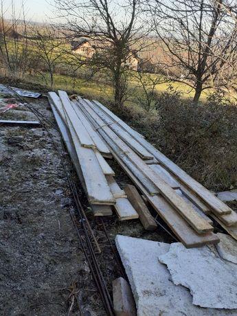 Deski do budowy domu i szalunków Czchów