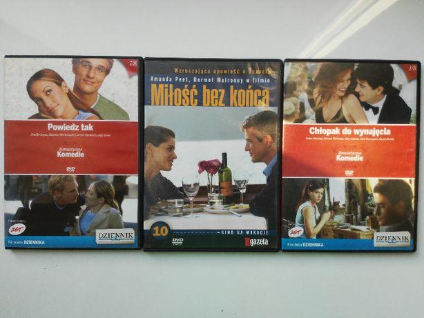 Film DVD komedie romantyczne