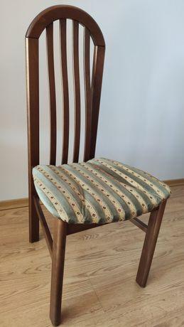 Krzesło, krzesła drewniane tapicerowane
