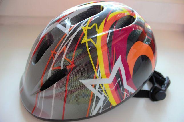 Детский шлем re:action. Для катания на роликах, велосипеде, самокате