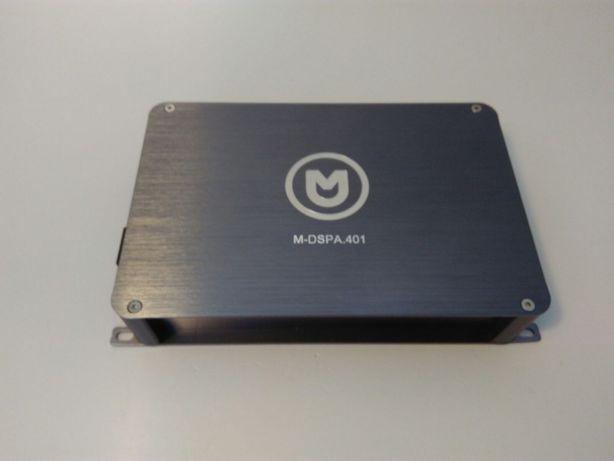 MINI Amplificador DSP 4 e 5 canais MACROM
