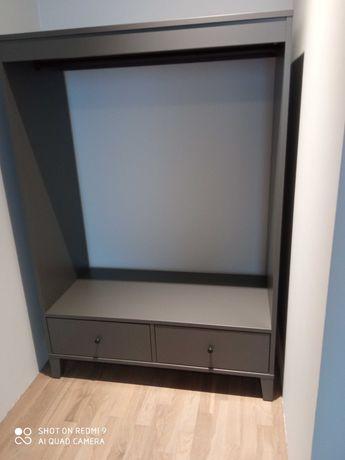 Szafa otwarta Bryggja Ikea