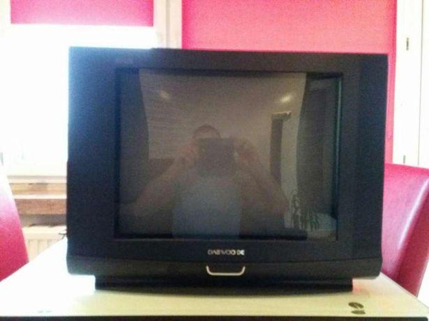 Telewizor Daewoo 21' kineskop sprawny na dekoder